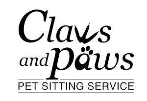 Claws and Paws Logo